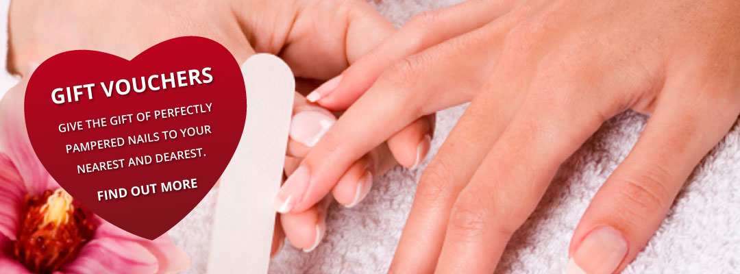 Cherished Nails Gift Vouchers